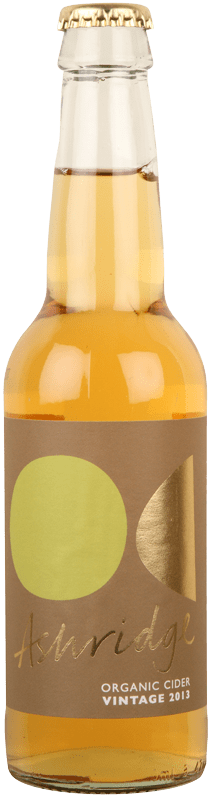 Ashridge Vintage Organic Cider-0