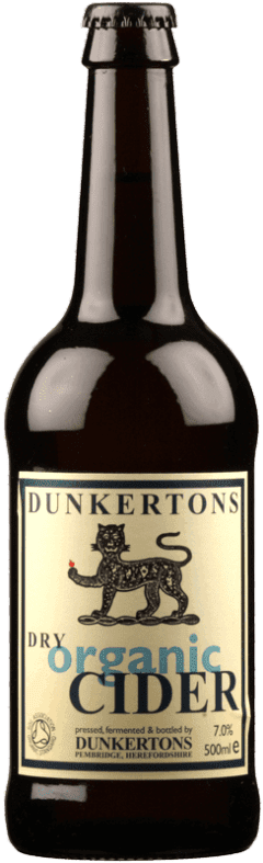 Dunkertons Organic Dry Cider-0