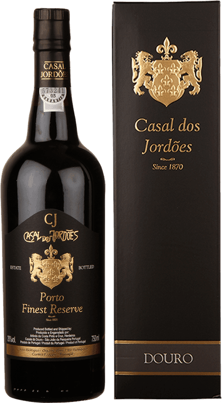 Casal Jordoes Finest Reserve Port-0