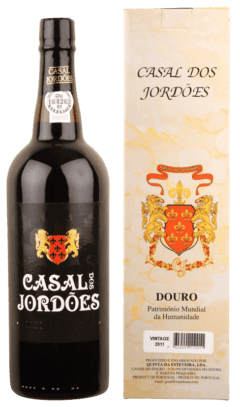 Casal Jordoes Vintage Port 2011-0