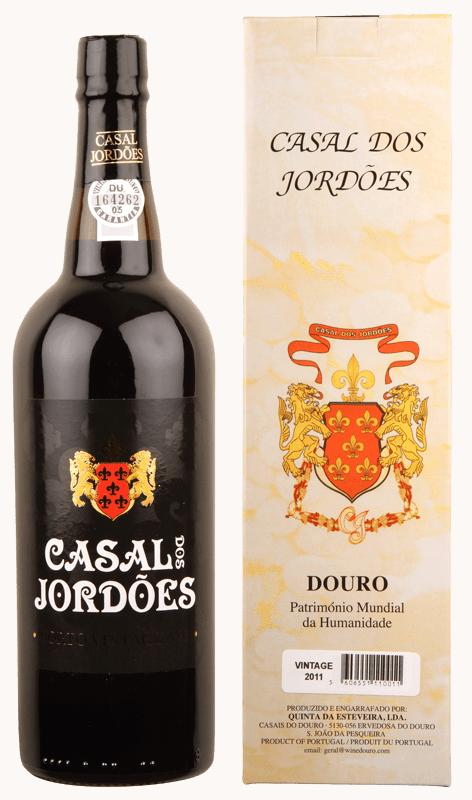 Casal Jordoes Vintage Port 2011-0