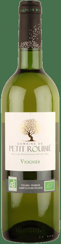 Domaine de Petit Roubie Viognier-0