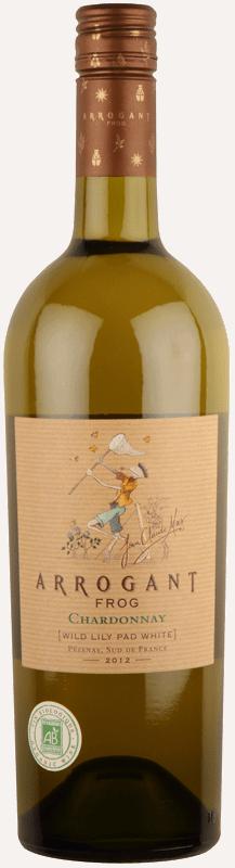 Arrogant Frog Wild Lily Pad Chardonnay-0