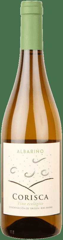 Bodegas Corisca Albariño-0