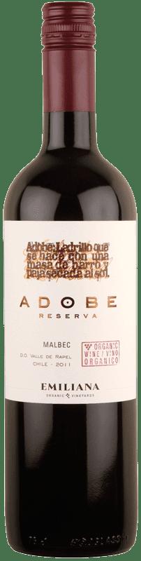 Adobe Malbec Reserva-0