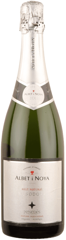 Albet i Noya Nosodos Sparkling (No Added Sulphur)-0