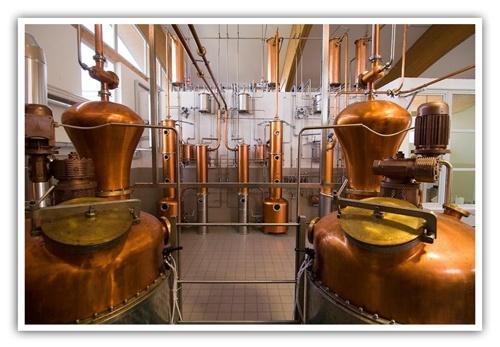 Walcher-Distillery