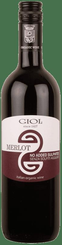 Giol No Added Sulphur Merlot-7244