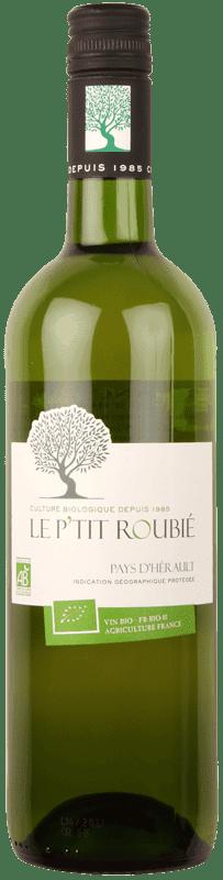 Le P'Tit Roubie Blanc-0