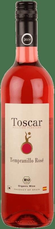 Toscar Tempranillo Rosé-0