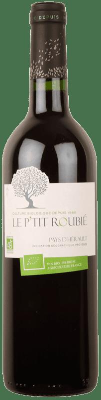 Le P'Tit Roubie Rouge-0