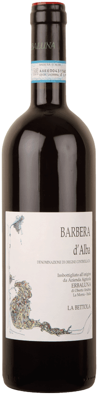 Barbera d'Alba 'La Bettola'-0