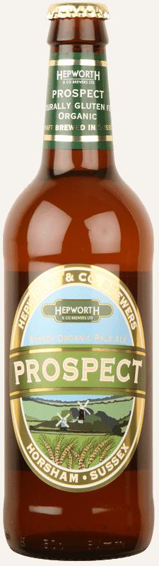 Hepworth Prospect Organic Pale Ale Gluten Free-0