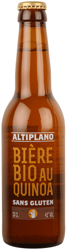 Altiplano Quinoa Beer Gluten Free-0
