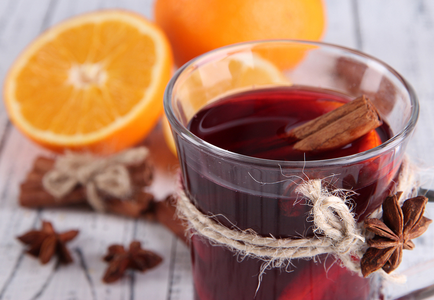 mulled wine easy recipe