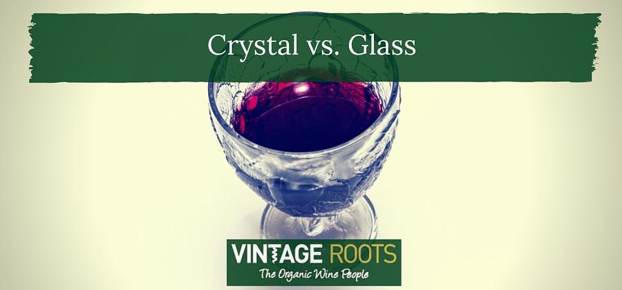 crystal vs glass
