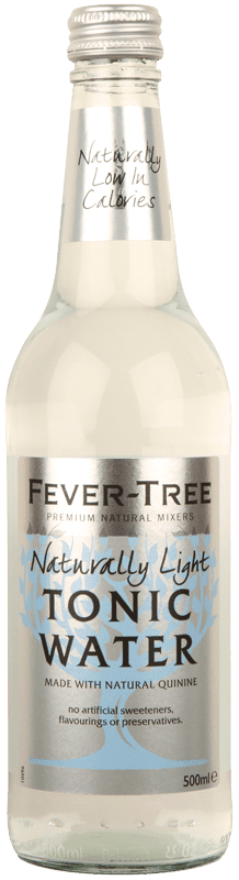 Fevertree Naturally Light Tonic Water 50cl-0