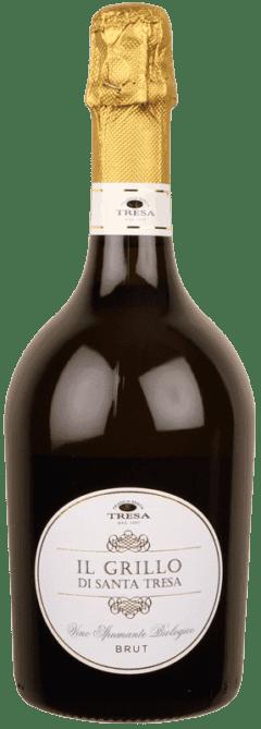 Il Grillo di Santa Tresa Vino Spumante Brut -0