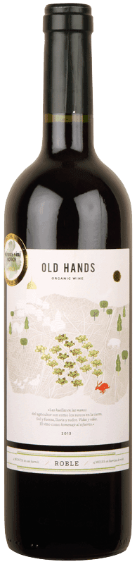 Old Hands Monastrell Roble-0