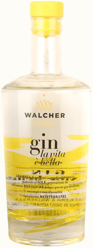 Walcher Gin La Vita è Bella - (with 8 free tonic)-0
