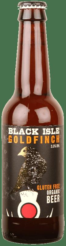 Black Isle Brewery Goldfinch Gluten Free IPA-0