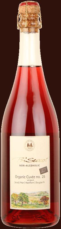 Pri Secco - Organic Cuvée Nr 25 Alcohol Free-0