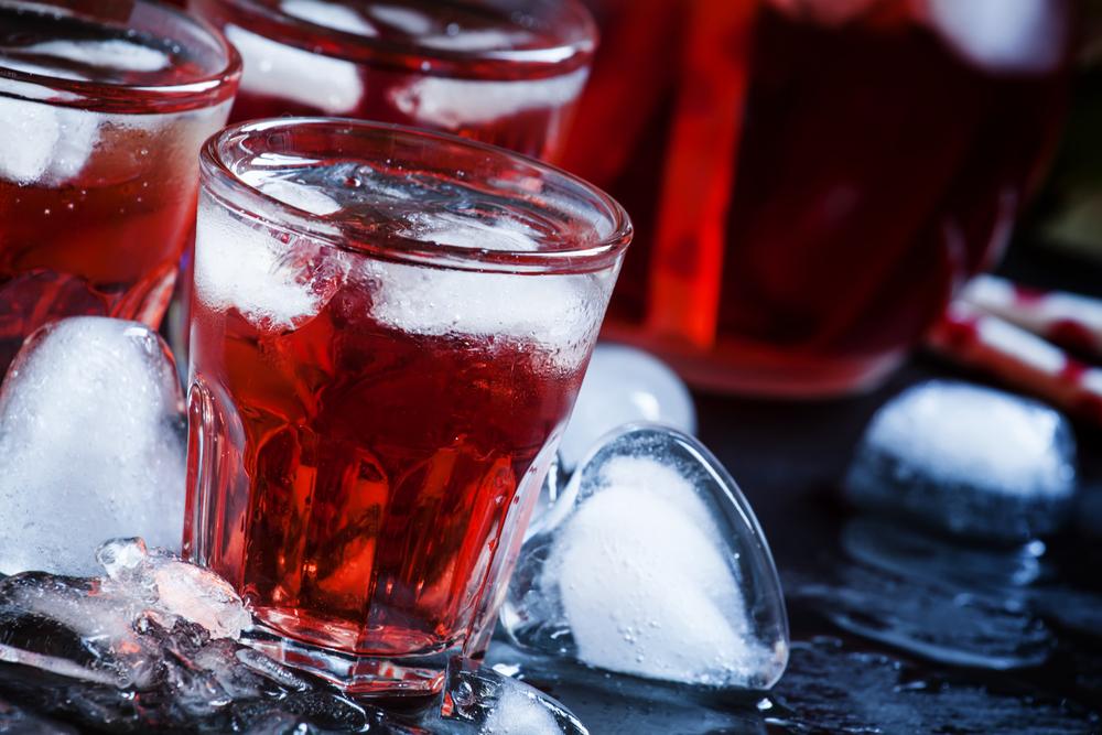 Classic Red Wine Spritzer
