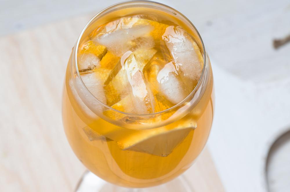 Classic White Wine Spritzer