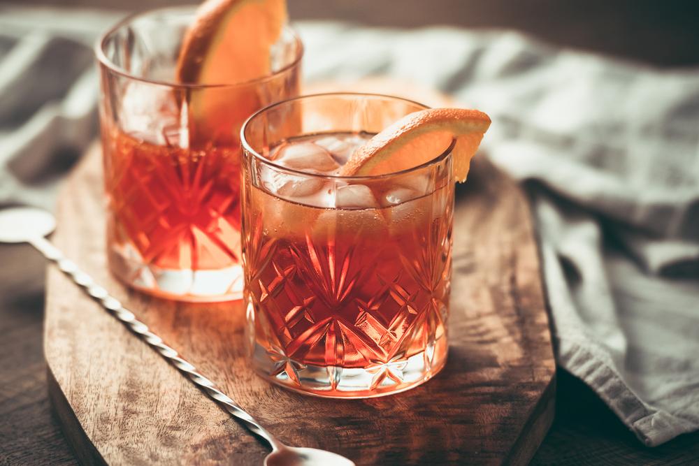 Classic Rose Wine Spritzer