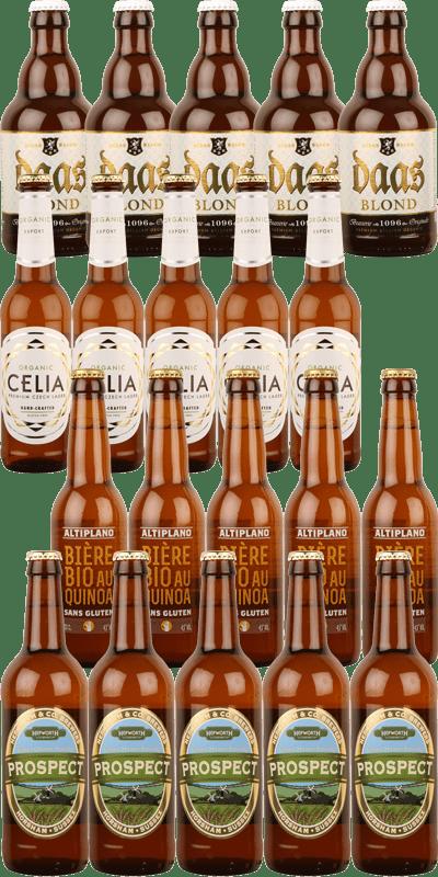 Gluten Free Beer Mix-0