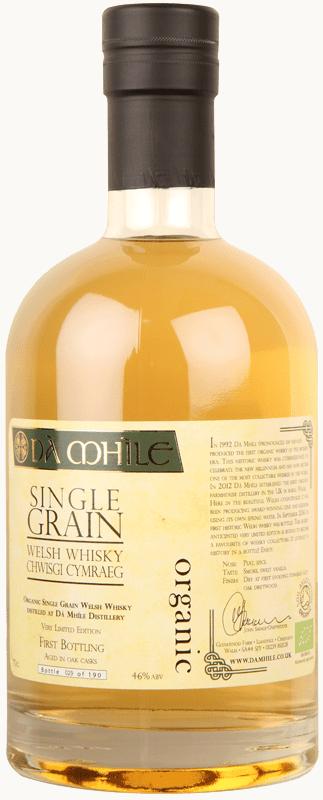 Da Mhile Welsh Single Grain Whisky-0