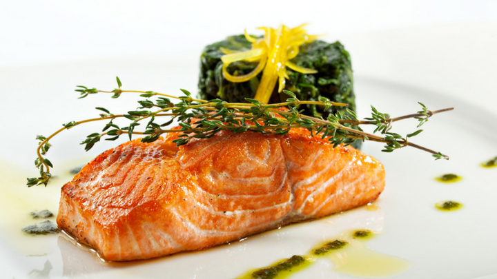 roasted salmon and wine pairings