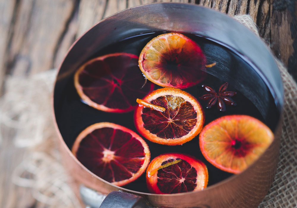 French Vin Chaud Mulled Wine