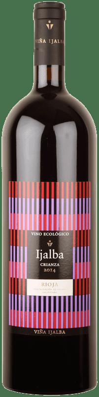 Vina Ijalba Rioja Crianza Magnum-0