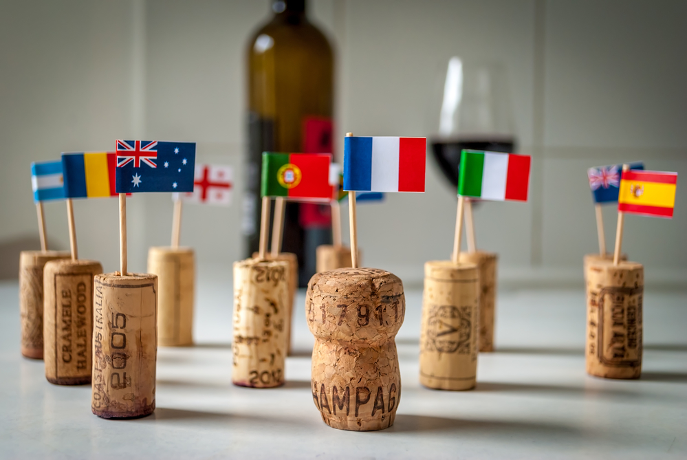 Wine from all over the world - the best wine brands