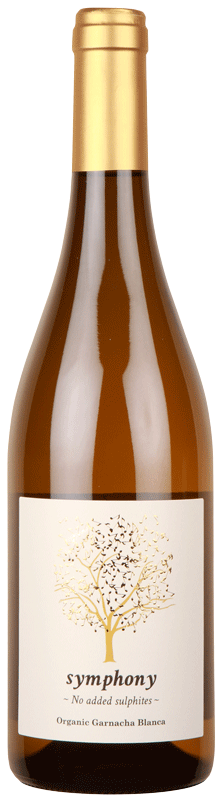 Symphony No Added Sulphur Garnacha Blanca