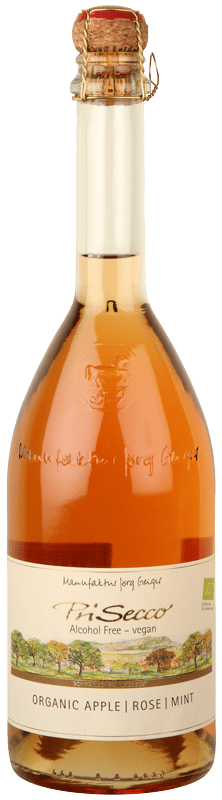 Pri Secco - Organic Apple Rose Mint Alcohol Free-0