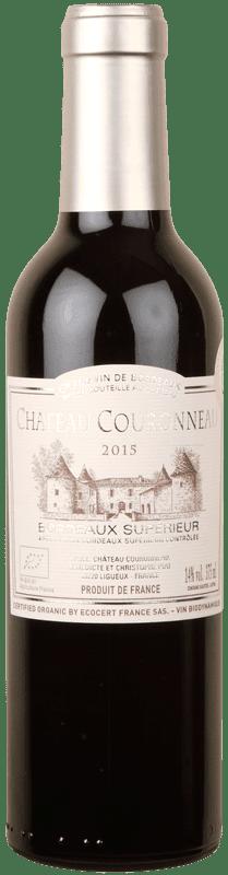 Château Couronneau Bordeaux Supérieur Half Bottle (37.5cl)-0