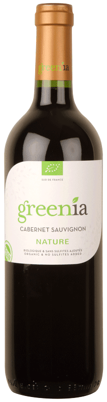 Greenia Cabernet Sauvignon No Added Sulphur-0