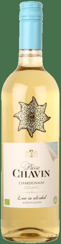 Pierre Chavin Low Alcohol Chardonnay-0
