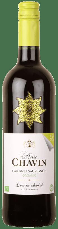 Pierre Chavin Low Alcohol Cabernet Sauvignon-0