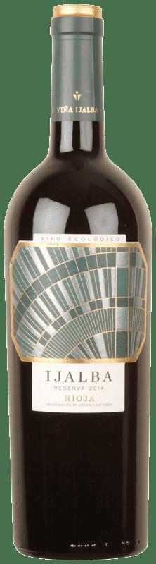 Vina Ijalba Rioja Reserva-0