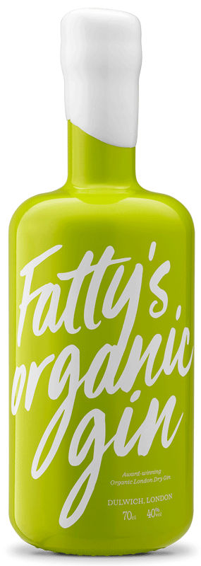 Fatty's Organic Gin-0
