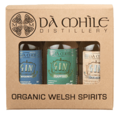 Da Mhile Mini Gin trio Gift Pack-0