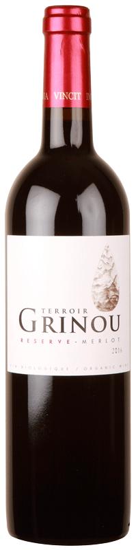 Grinou Reserve Merlot-0