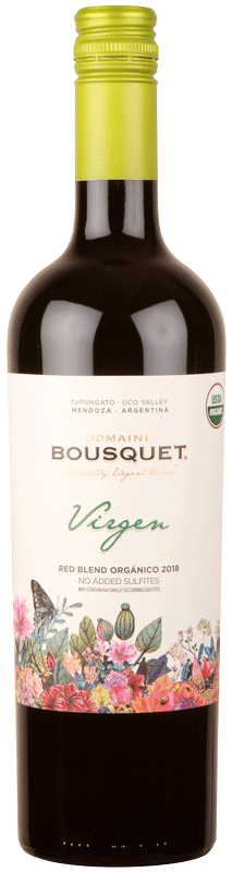 Domaine Bousquet Virgen No Added Sulphur-0