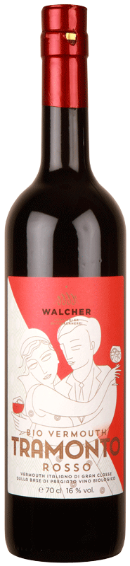 Walcher Tramonto Rosso Vermouth-0