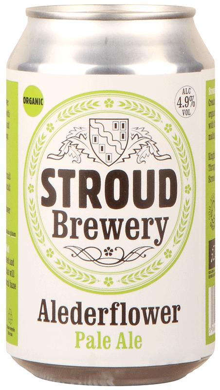 Stroud Brewery Alederflower Pale Ale-0