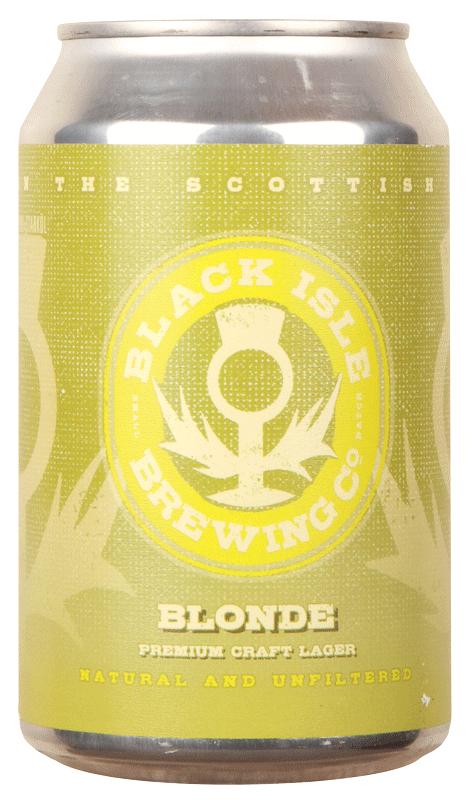 Black Isle Brewery Goldeneye Pale Ale