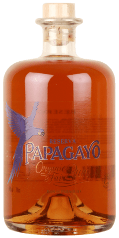 Papagayo Organic Golden Rum